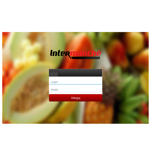 Intermarche audit tablet platform